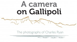 A camera on Gallipoli_logotype_300 dpi
