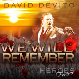 David De Vito we will remember cover