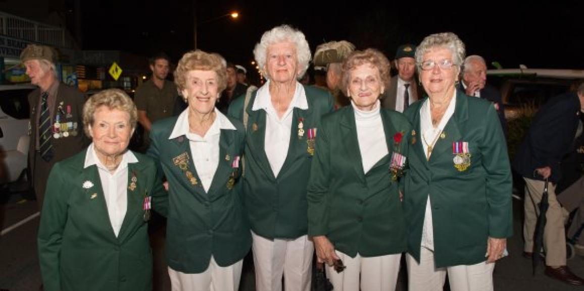 Australia Remembers – The Australian Women's Army Service (AWAS)