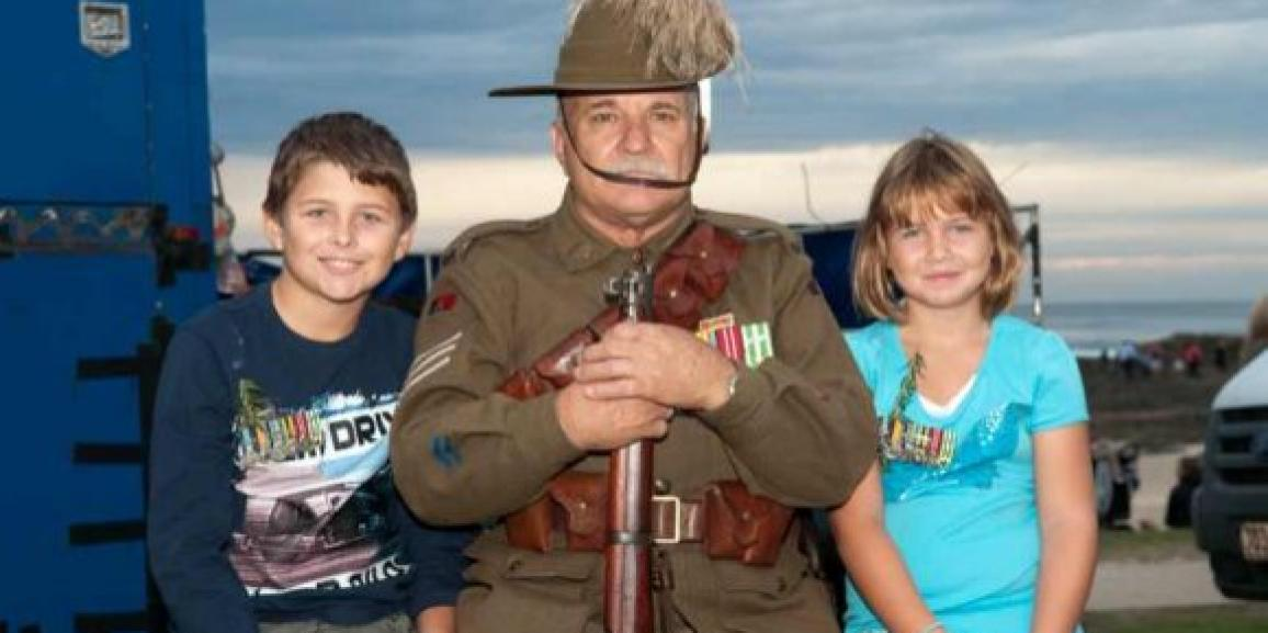 Australia Remembers – A Story from a Soliders Wife